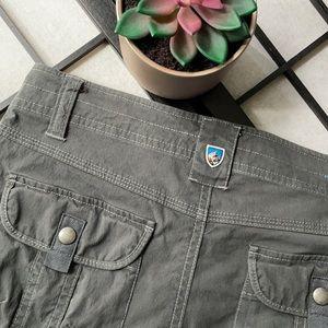 Kuhl. Bermuda Shorts.